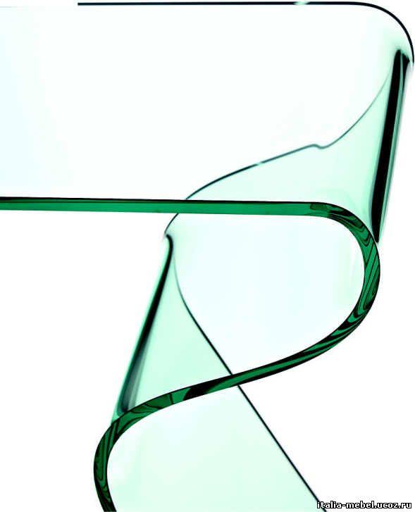Fiam стеклянная мебель высочайшего
